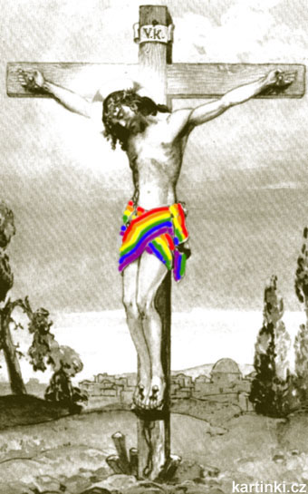 The ungodly and immoral homosexual militants see no problem at all in simply ...