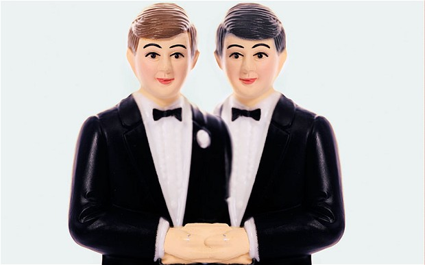 Gay marriages?