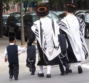 Ultra-orthodox-Jews-in-Brooklyn